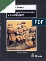 Investigacion Accion y Curriculum