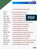 Gs Ueb Adjektivdeklination