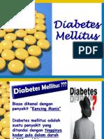 Penyuluhan DM Klinik Diponegoro