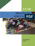 PROYECTOEDUCATiVO 17-18