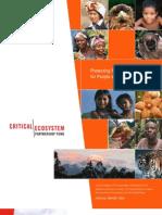 2004 Annual Report Birdlife International Pacific Partnership