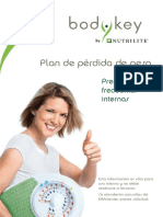 SP Bodykey by Nutrilite Internal Questions and Answers FINAL