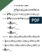 Canciones infantiles para trompeta