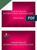 2006 to 2009- California Building Code Presentation
