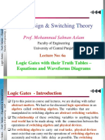 Lec 6a  Logic Gates  Truth Tables and Timing Diagrams.pdf