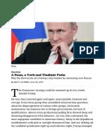 A Noun, A Verb and Vladimir Putin - POLITICO Magazine