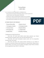 Perang Banjar Dan Riau ANGKAT Senjata