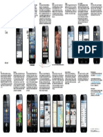 iPhone 5 Finger Tips Guide t