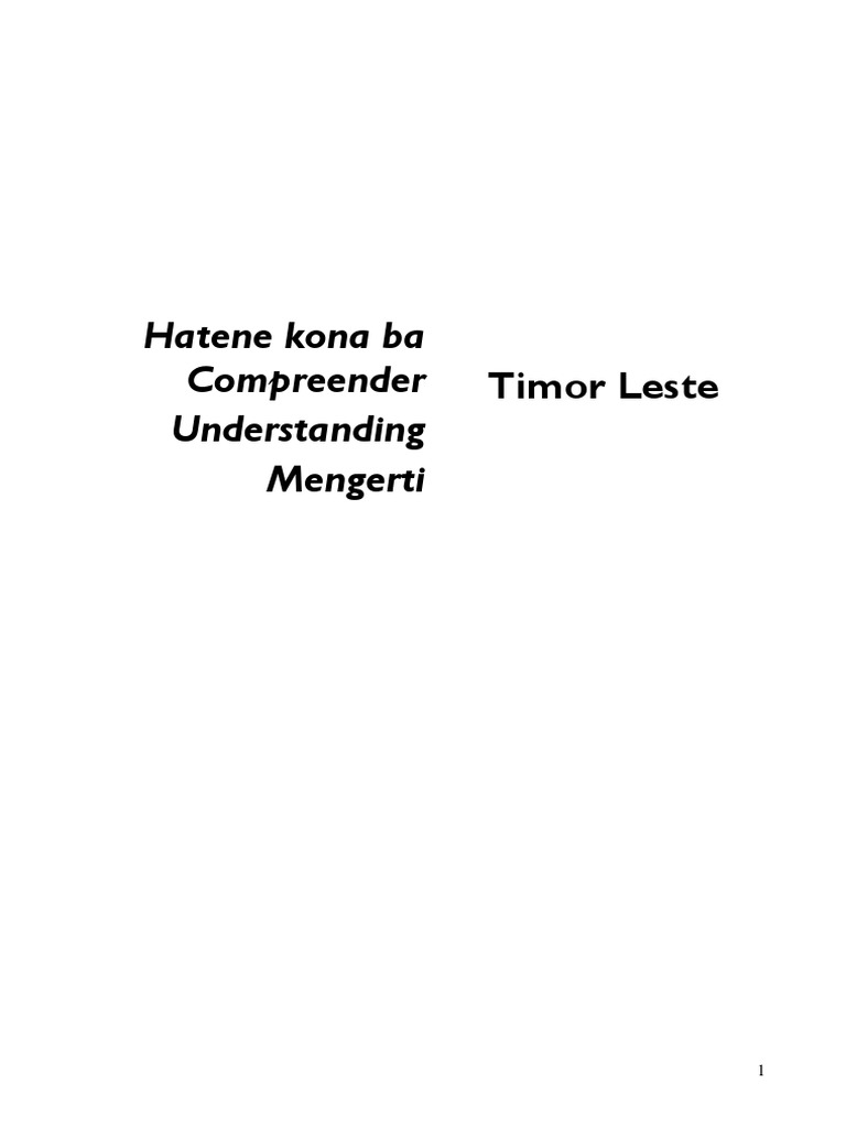 Daniel simio3pdf east timor politics fandeluxe Images