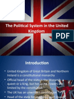Political System in UK
