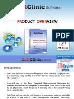 SoftClinic Software - Presentation