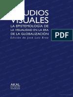 BREA, Jose Luis - Estudios Visuales-Epistemologia de La Visualidad