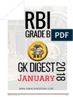 GK Digest 2018 January (RBI Grade B) (1)