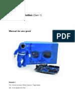 Placa Intel® Galileo  (Gen 1) - Manual de uso geral