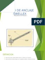 Perno de Anclaje Swellex