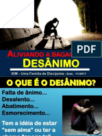 A Bagagem Do Desanimo