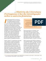 Renovar a História Da Literatura
