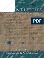 Ruth Morello & A. D. Morrison (ed.), Ancient Letters. Classical and Late Antique Epistolography.pdf