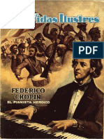 Vidas Ilustres 018 Federico Chopin