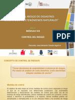 Modulo VIII Control del Riesgo Cusco.pdf