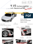 Tutorial 8 Surface Modelling Rebuild Audi R8 2