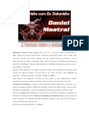 NIVEL SEMINARIO DANIEL 2 BAIXAR MASTRAL