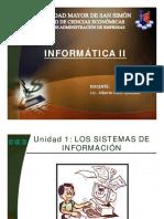 Tema 01 - Sistemas de Informacion