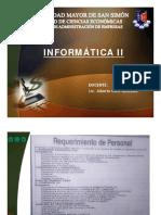 Unidad 02 - Sistemas de Informacion Para La Contabilidad