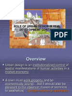 1-2 ROLE OF URBAN DESIGN IN REAL DEVELOPMENT CONTEXT.ppt
