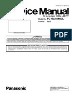 Manual de Servicio AS600