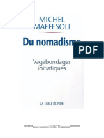 Du Nomadisme Vagabondages Initiatiques DIVERS French Edition Nodrm