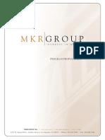 MKR IR Program