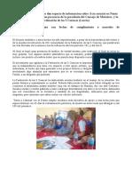 Acta Suscrita Entre Gobierno y Federación de Las 5 Cuencas (Loreto).