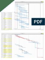 Cronograma Master - Ampliación y Remodelación Del CC El Quinde Cajamarca - Rev00 by IFTZ