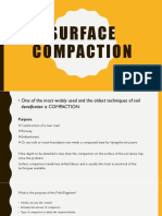 Surface Compaction