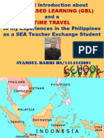 GBL short intro and Teaching Experiences in the Philippines - Syamsul Bahri HS.ppt