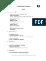 Perfil Pavimentacion Av Libertadores