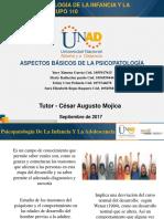 El Problema. 2 - Elaborar Presentación en PowerPoint Con Los Criterios Planteados y El Concepto Construido - Entrega de La Actividad Spicosocial y de La Adolecesencia