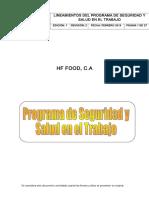 programa para comedores