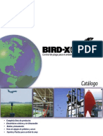 Bird-X SPANISH Catalog