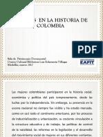 Mujeres Representivas en La Historia de Colombia_2017