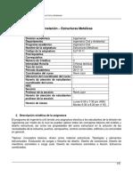 Parcelación Estructuras Metálicas Julio 2014
