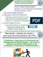 Español Risk Assesment
