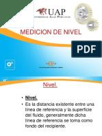 Clase 2 AUTOMATIZACION Medicion de Nivel