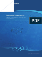 Field Sampling Guidelines-Australia