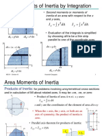 Are a Moment of Inertia