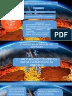 2.2 Formacion y Clasificacion de Las Rocas