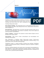 Definition of Cardiology 1