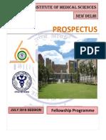 Prospectus -Fellowship 19-04-2018