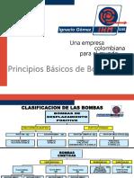 Curso Feb 2015 - Principios Basicos de Bombas